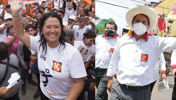 Cuáles son los puntos débiles de Keiko Fujimori y Pedro Castillo en esta segunda vuelta
