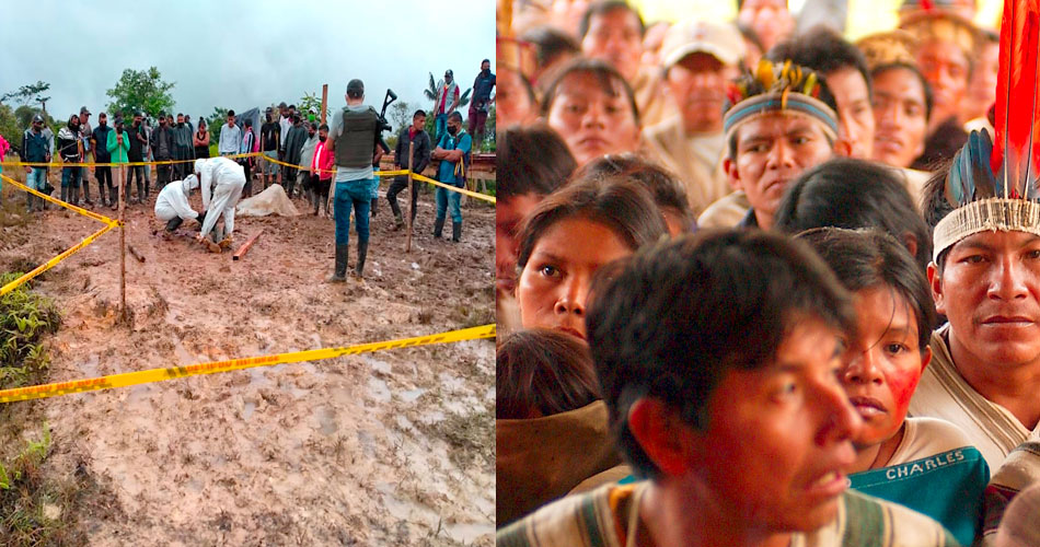 Larga lista de muertes de líderes indígenas preocupa a medios internacionales