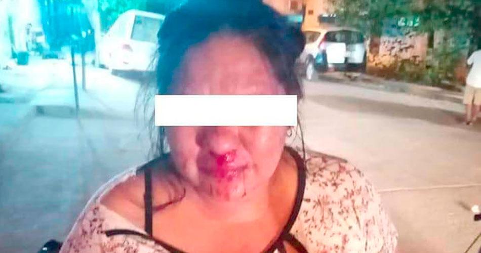 Madre de familia fue violentada por su pareja