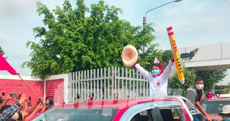 Pedro Castillo: Conoce cual será su recorrido en la ciudad de Pucallpa
