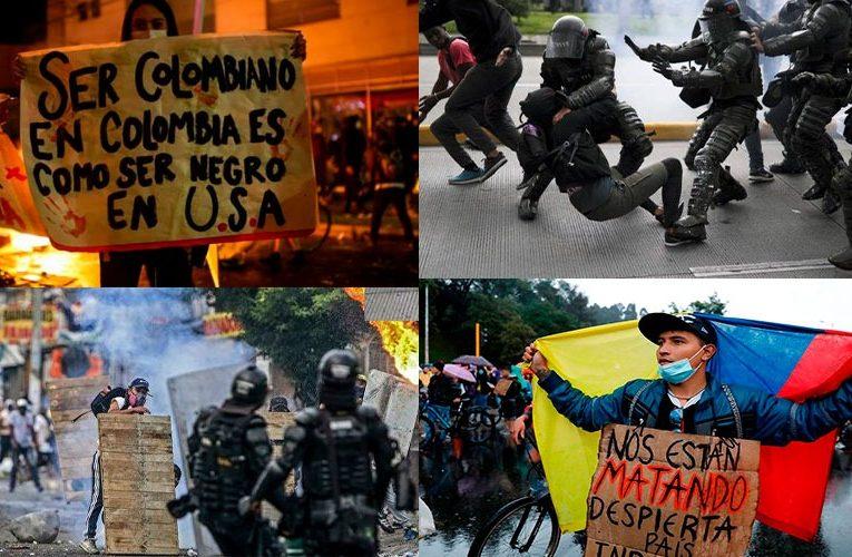 Qué esta pasando en Colombia