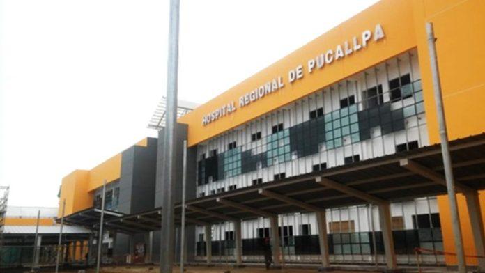 Hospital Regiona de Pucallpa