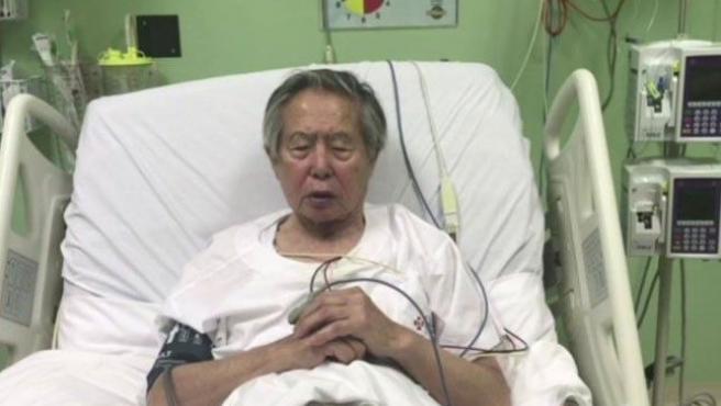 """¿Por qué se viralizó la """"muerte de Alberto Fujimori""""?"""